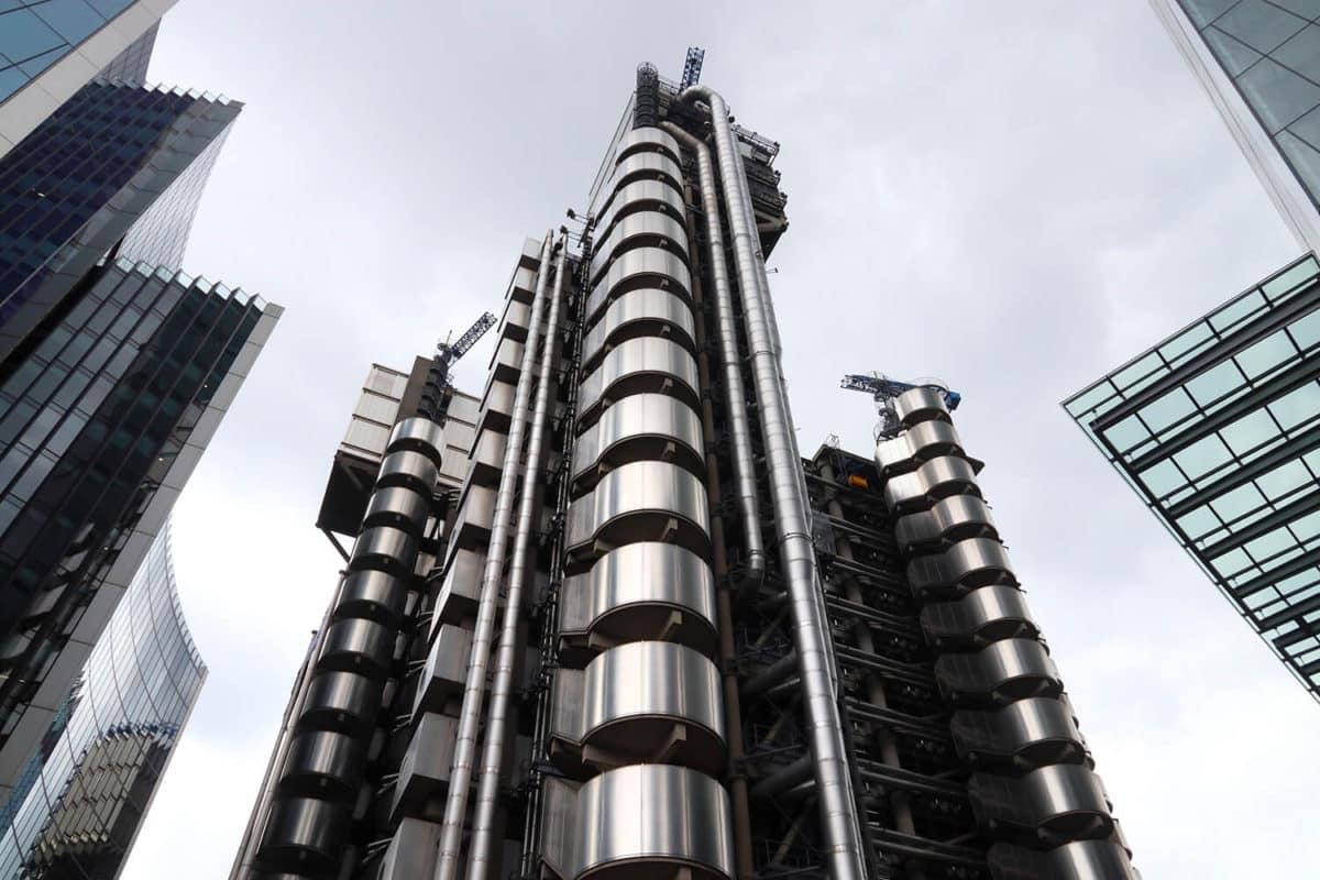 ตึก Lloyd's of London (Lloyds Building)