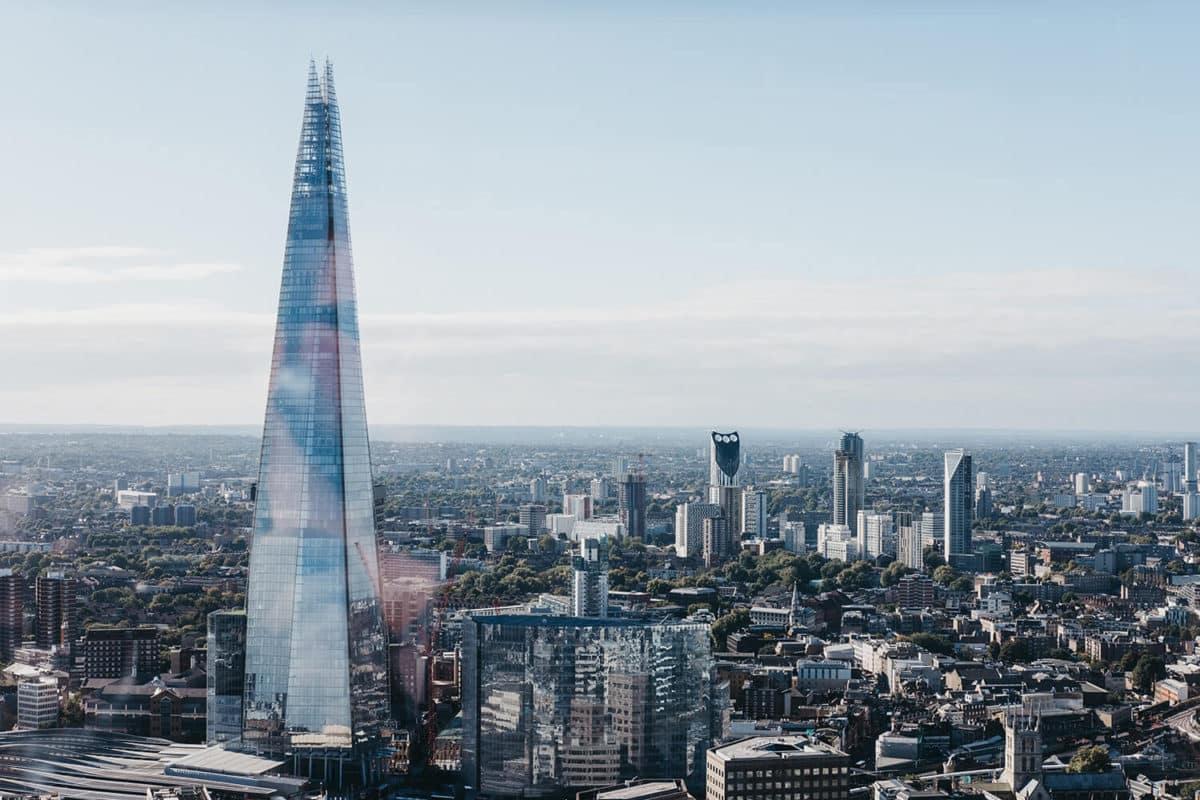 ตึก The Shard (London Bridge Tower)
